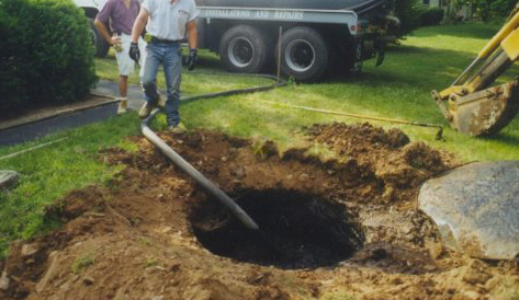 uk septic tanks